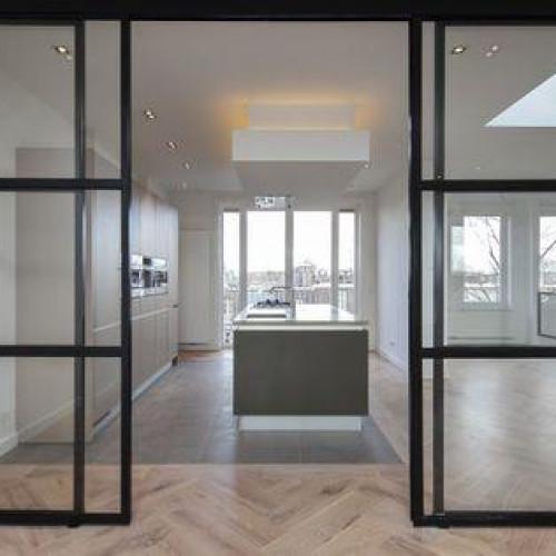 Надежные конструкции для дома в стиле лофт